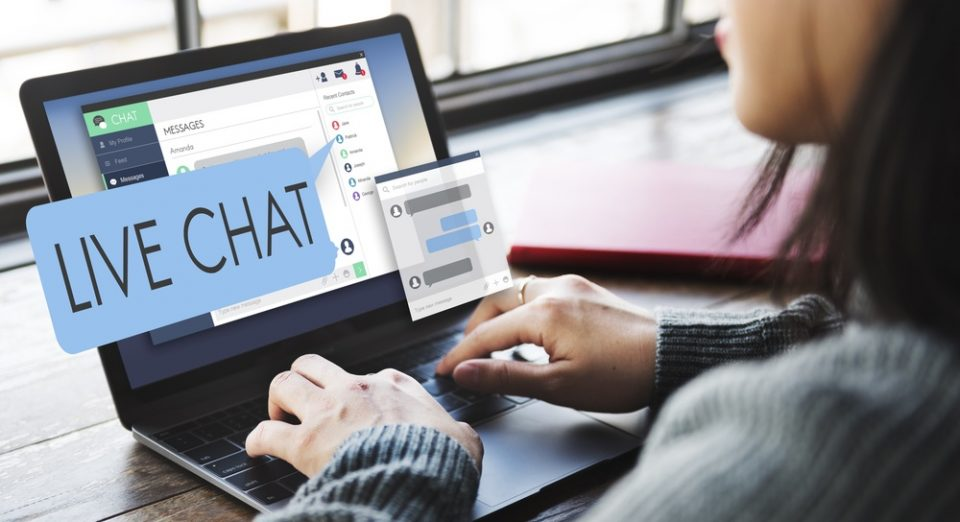 Offer 24/7 live chat on your website