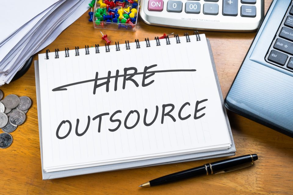 Don't hire, outsource