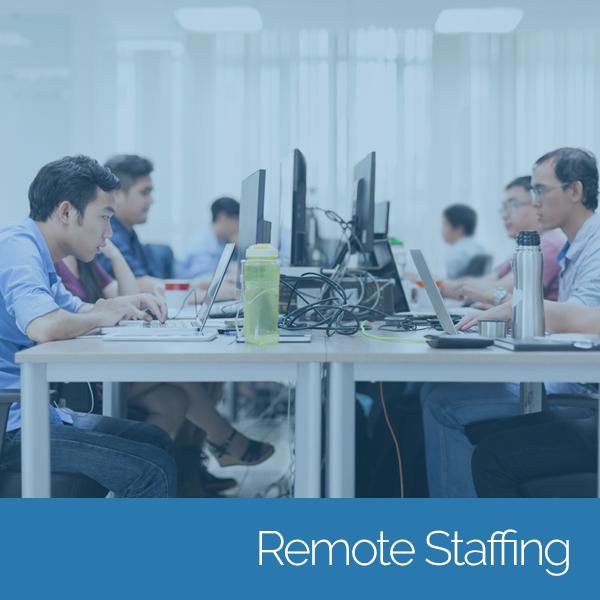 remote staffing
