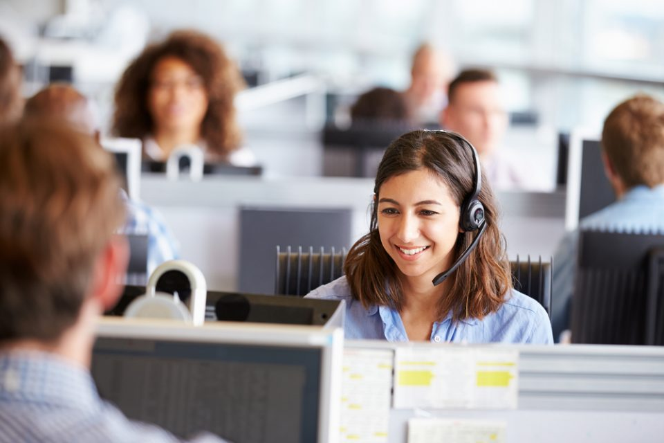 customer care call center outsourcing