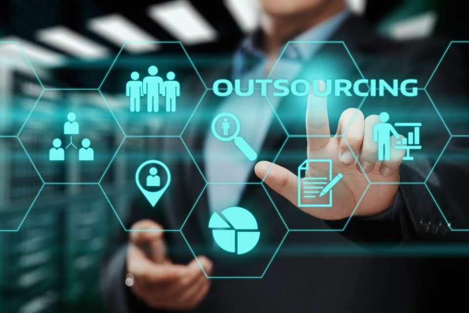 Studies show outsourcing sales improves productivity.