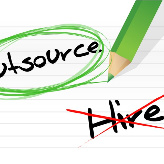 outsource vs. inhouse