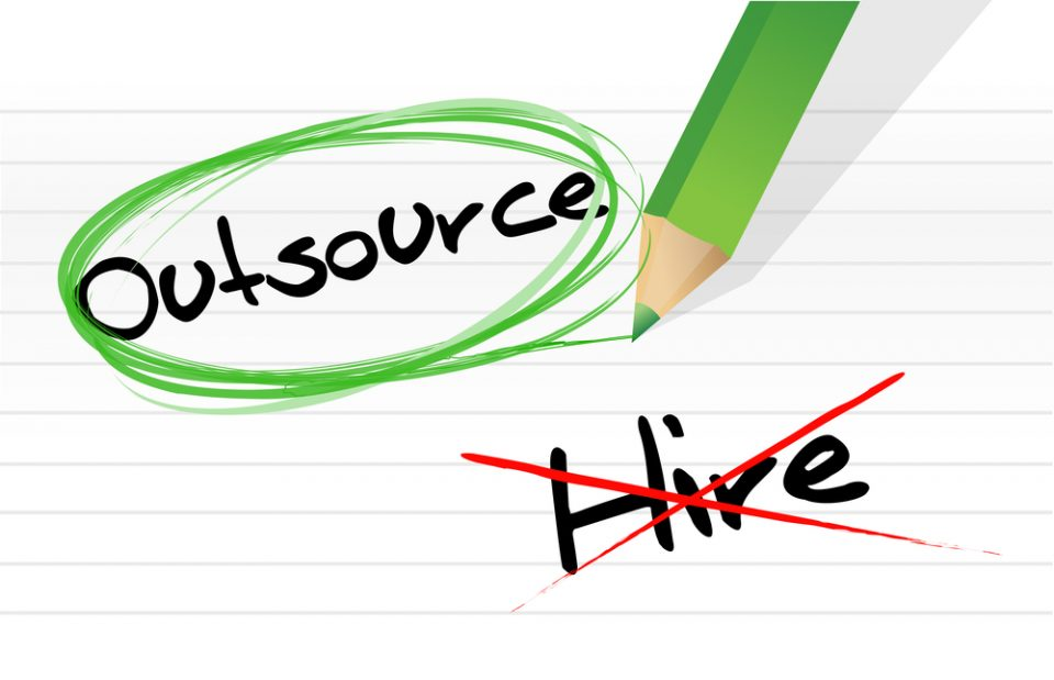 Outsourcing vs inside sales